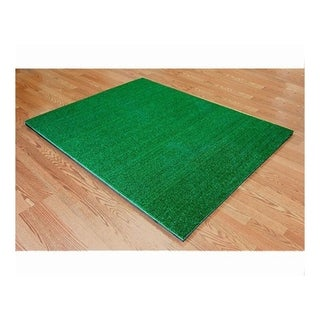 Cimarron Sports 5'x5' Premier Woven Nylon Golf Putting Mat