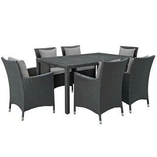 Stopover 7 Piece Outdoor Patio Sunbrella? Dining Set