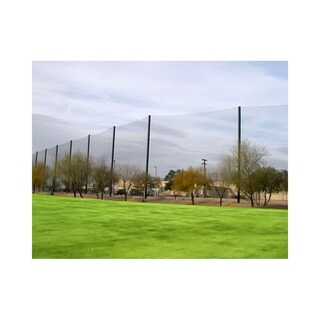 "Cimarron Sports 25x100 Heavy Duty 7/8"" Mesh Golf Barrier Netting"