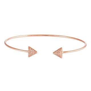Diamond fashion Bangle for Girls and Women by Lucia Costin
