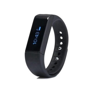 Etcbuys Splash proof Bluetooth Activity Tracker and Watch