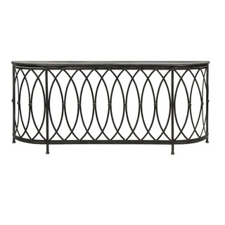 Trendy Riana Metal Console Table