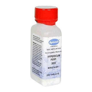 Hyland's Hypericum Perf. 30X Tablets 250 Tablets (Pack of 3)