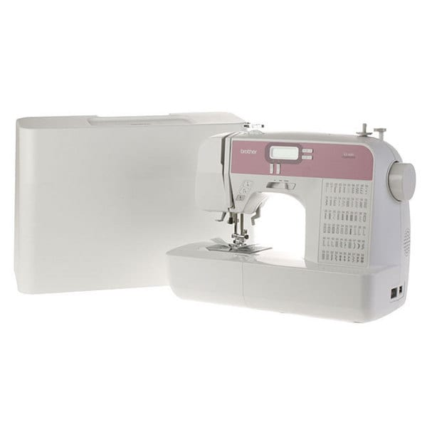 Brother Ex660 Computerized Sewing Machine With Hard Cover Refurbished