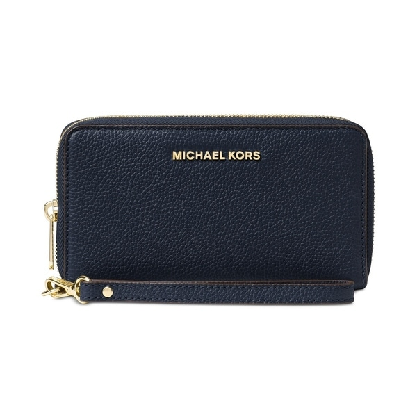Michael Kors Large Flat Multifunction Admiral Phone Case