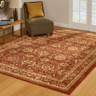 Gertmenian Davos Preston Spice Area Rug - multi