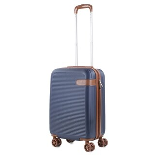 AMKA Classic 20-inch Carry-On Expandable Hardside Spinner Suitcase