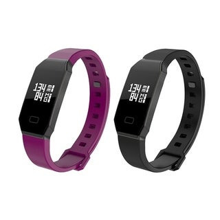 Blood Pressure, Oxygen Monitor, Heart Rate Fitness Tracker