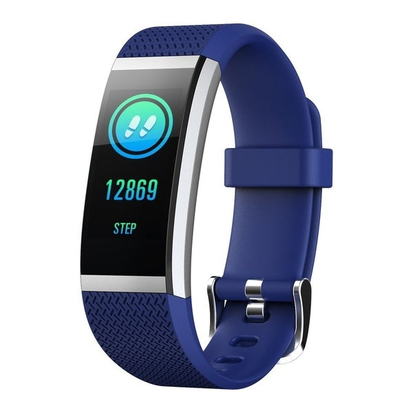FIT HR2 Color Screen Smart Bracelet Heart Rate Monitor Smart Sports Wristwatch