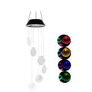 Wind Chime Light Changing Light Decorative Lights for Home, Patio, Garden