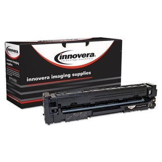 Innovera Remanufactured CF402A (201A) Toner, 1400 Page-Yield, Yellow