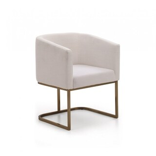 Modrest Yukon White Dining Chair
