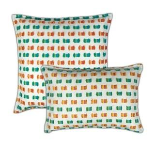 Sherry Kline O'Fifi Multi Combo Decorative Pillow