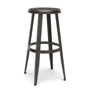 """OFM Edge 30"""" Stool - Backless Stool with Steel Foot Ring (33924M)"""