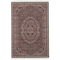 eCarpetGallery Persian Collection Kerman Blue Rug