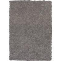 eCarpetGallery Handmade Eternity Bold Gray Wool Rug