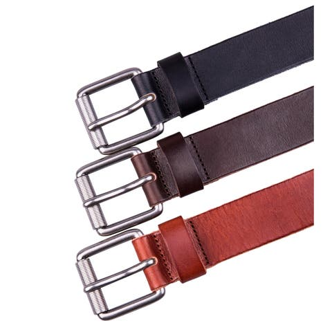 Men's Genuine Leather from Italy Belt