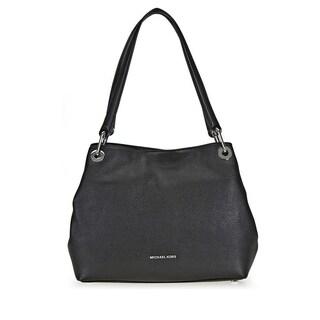 Michael Kors Raven Large Black Shoulder Tote Bag