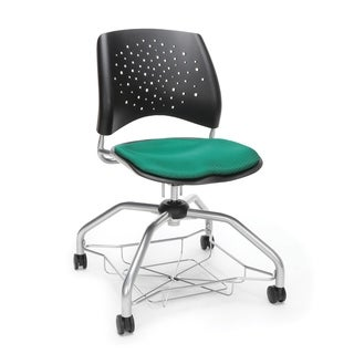 OFM Stars Foresee Chair Removable Seat Cushion - Student Chair (329) (More options available)