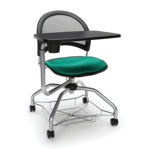 OFM Moon Foresee Series Tablet Chair with Removable Seat Cushion - Student Desk Chair (339T)