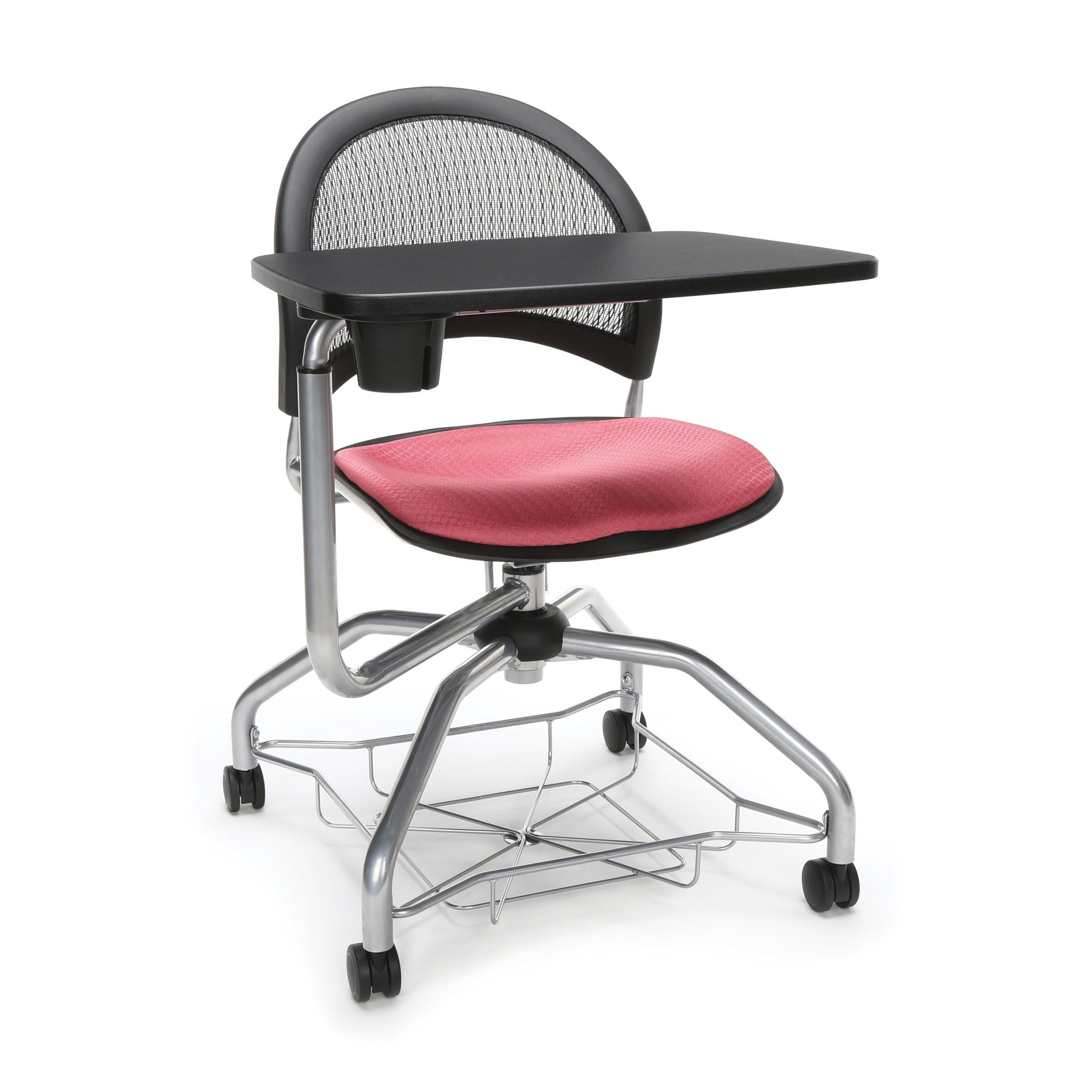 OFM Moon Foresee Series Tablet Chair with Removable Seat Cushion - Student  Desk Chair (42T)