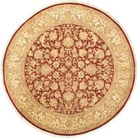 eCarpetGallery Pako Multicolor Wool/Cotton Persian Hand-knotted Rug (8'1 x 8'1)