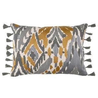 Kosas Home Tiburon 100% Linen 14 x 20 Throw Pillow