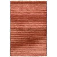ecarpetgallery Finest Ziegler Chobi Red Wool Rug