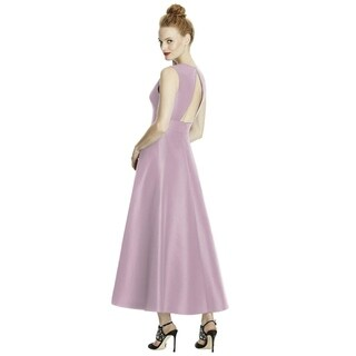 Lela Rose Mikado Sleeveless Full Length Dress (More options available)