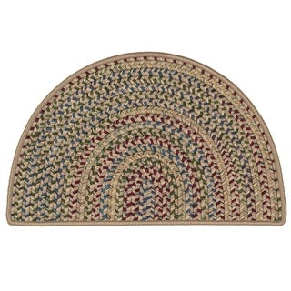 Link to Farmhouse Braided Hearth Rug Similar Items in Rugs