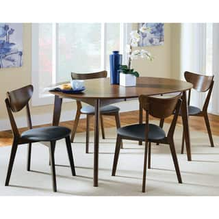 Pleasing Buy Oval Kitchen Dining Room Sets Online At Overstock Cjindustries Chair Design For Home Cjindustriesco