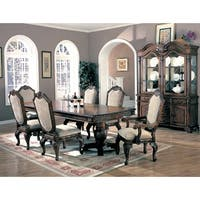 Saint Charles Traditional Brown 5-piece Dining Set