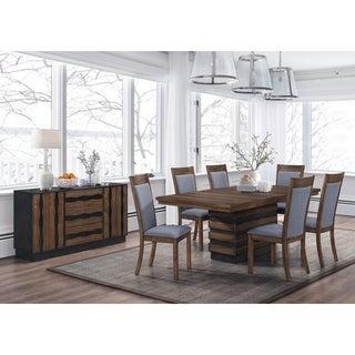 Octavia Rustic 7-piece Dining Set