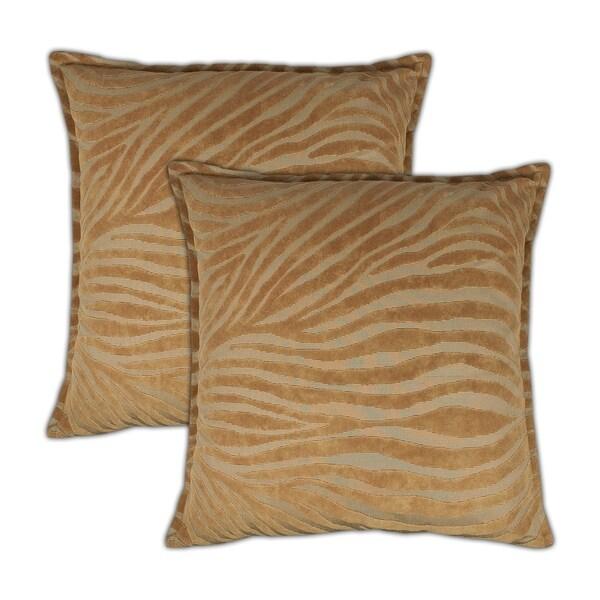 Sherry Kline Sunbury 20-inch Decorative Pillow (set of 2)