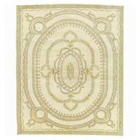 Mina Victory Chicago Beige Area Rug by Nourison (3'6 x 5'6)