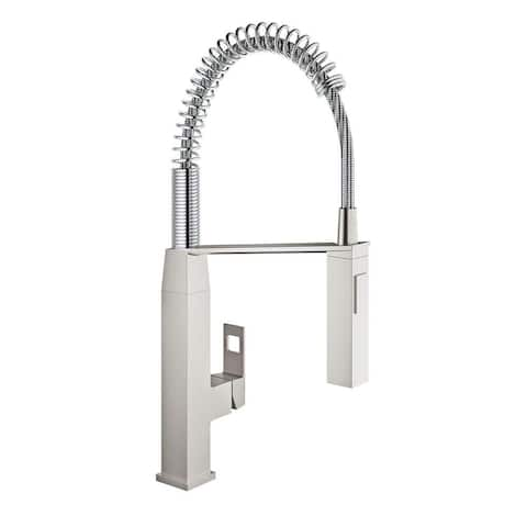 Grohe Eurocube Single-Handle Kitchen Faucet