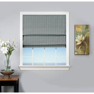 Grand Pointe Blackout Cordless Roman Shade (2 options available)
