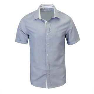 Monza Short-Sleeve Modern-Fit Shirt (4 options available)