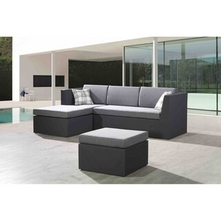 Outdoor Sectional Sling Mesh Seating Set - ALTO