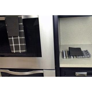 DII Assorted Kitchen Dishtowel & Dishcloths (Set of 5)