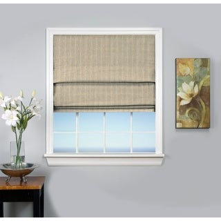 Grand Pointe Blackout Cordless Roman Shade (4 options available)