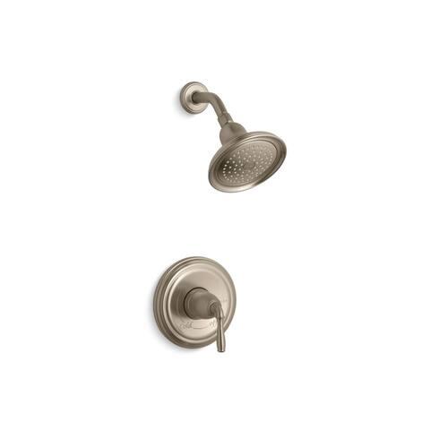 Kohler Devonshire Rite-Temp Shower Trim Set Valve Not Included Oil-Rubbed Bronze