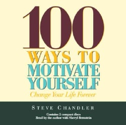 100 Ways to Motivate Yourself (CD-Audio)
