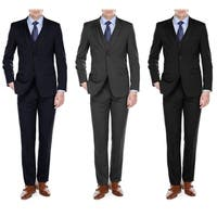 6e9e20beb35 Shop Fino Uomo Men s Slim Fit 3 Piece Suits - Free Shipping Today ...