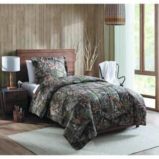 Realtree Edge Twin Comforter Set