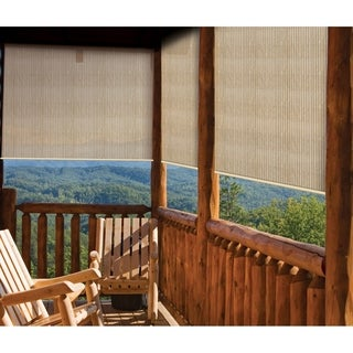 Coolaroo Exterior Shade 4'x6' Almond