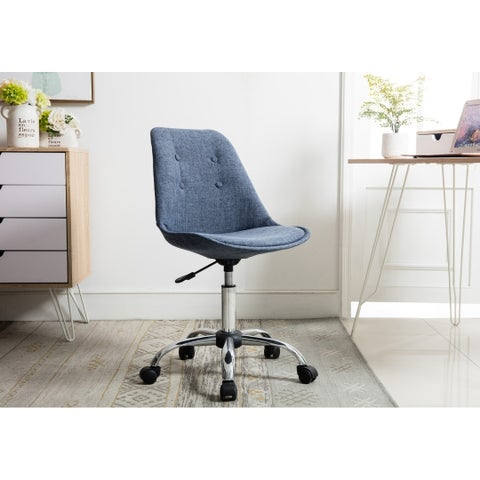 Porthos Home Office Chair, Premium Quality Comfort 360 Degree Swivel