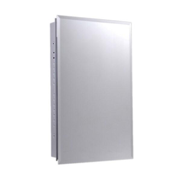 Shop Ketcham Cabinets Euroline Series Recessed Slim Style ...