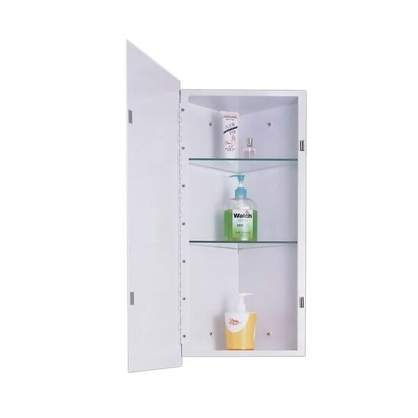 Ketcham Cabinets Space Saving Corner Cabinet   14X36