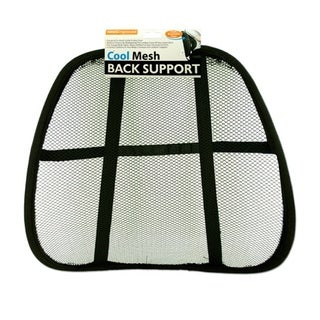 Bulk Buys Mesh Back Support Rest - Pack of 10